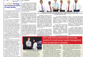 Sri Lanka Apparel to protect workforce with Life & Medical Insurance  with Ceylinco Insurance